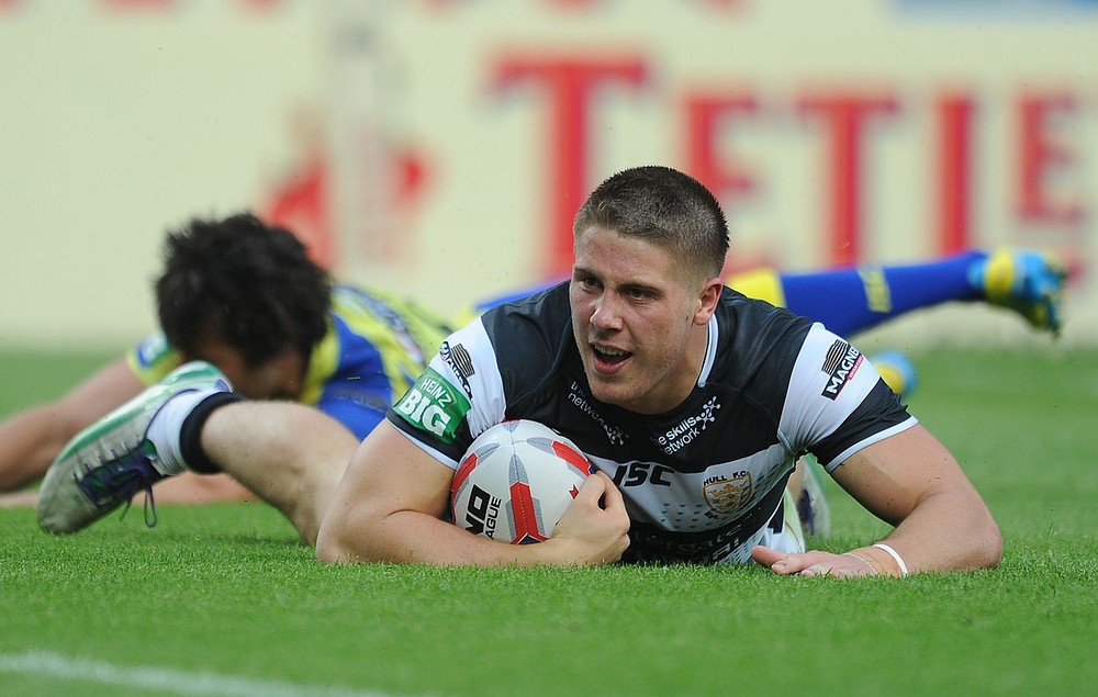 Hull book Wembley showdown with Wigan after narrowly seeing off Warrington