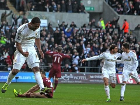 Crystal Palace target Swansea striker Luke Moore