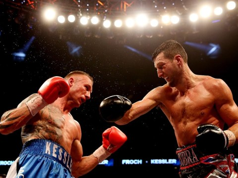 The Tipster: Carl Froch can use his greater experience to stop George Groves