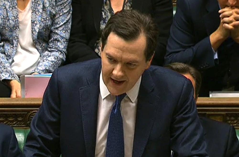 George Osborne: Marriage tax break will appear in the Autumn Statement