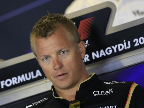 Kimi Raikkonen still to decide what team he will drive for next season with Lotus and Red Bull in the frame