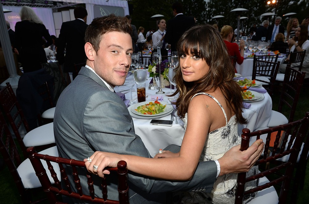 Lea Michele: Kate Hudson rescued me after Cory Monteith died