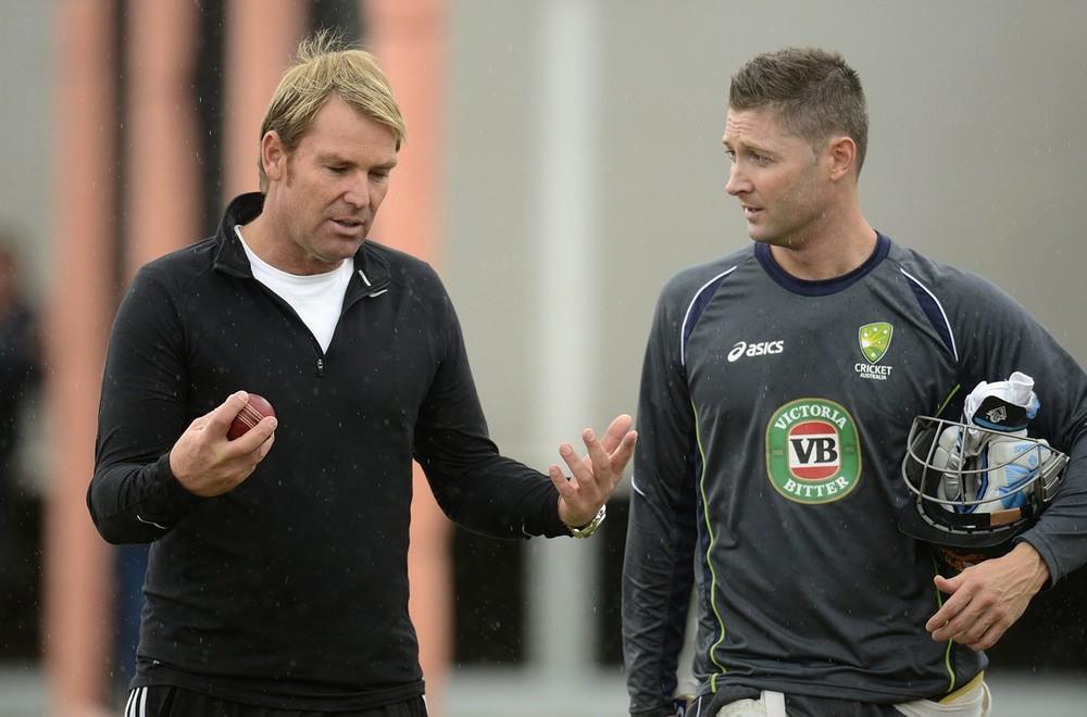 The Ashes 2013: Shane Warne provides some positive spin for Australia captain Michael Clarke