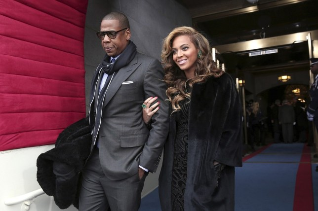 Jay Z and Beyonce splash out £2.4million in staff bonuses (Picture: AP)