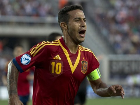 Manchester United 'set to treble' Thiago Alcantara's salary to seal transfer