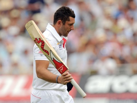 The Ashes 2013: Aussies finally make the breakthrough by removing nightwatchman Tim Bresnan