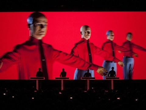 Latitude Festival 2013: Kraftwerk intrigue with imaginative 3D set