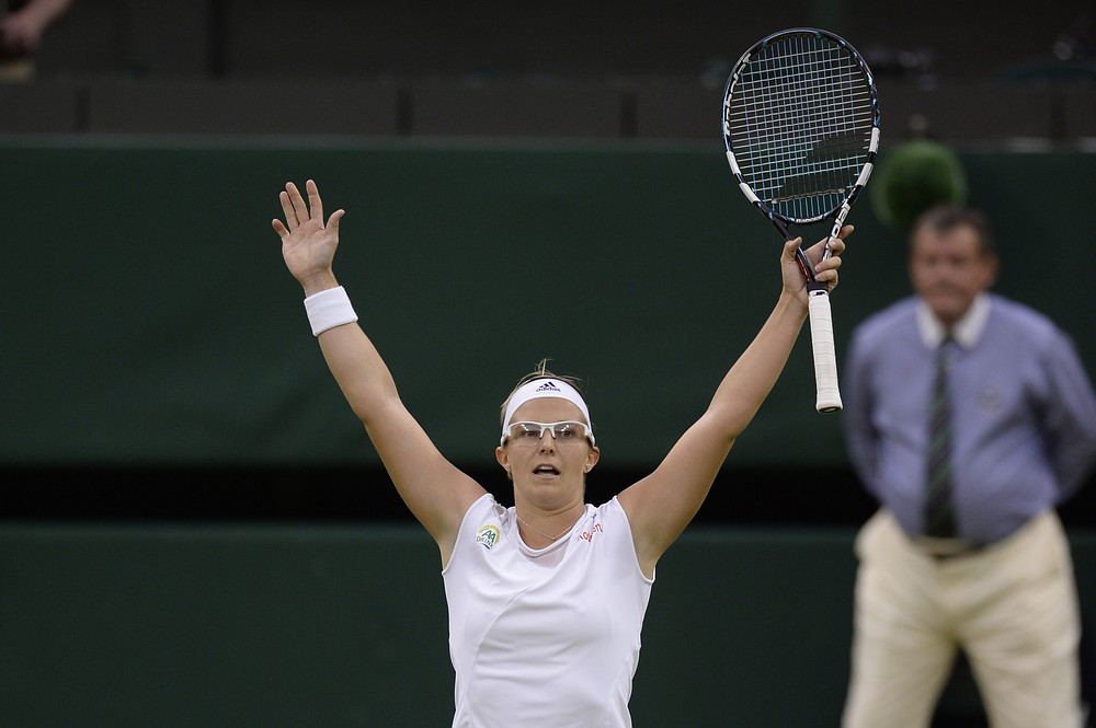 Wimbledon 2013: All you need to know about surprise package Kirsten Flipkens