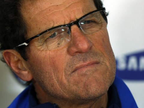 Fabio Capello says England fail to win trophies because they're too tired