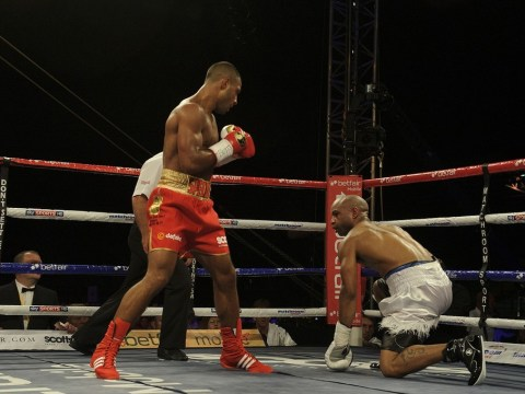 Kell Brook closes in on world title tilt after Hull heroics
