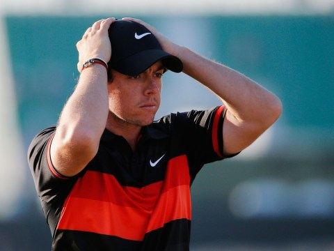Tony Jacklin: Rory McIlroy's switch of clubs not the cause of Open failure