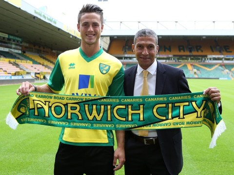 Linked to Spurs and Man United, yes, but 'little Norwich' perfect fit for ambitious Ricky van Wolfswinkel