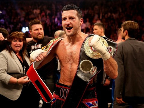 Carl Froch and George Groves confirmed for English boxing epic