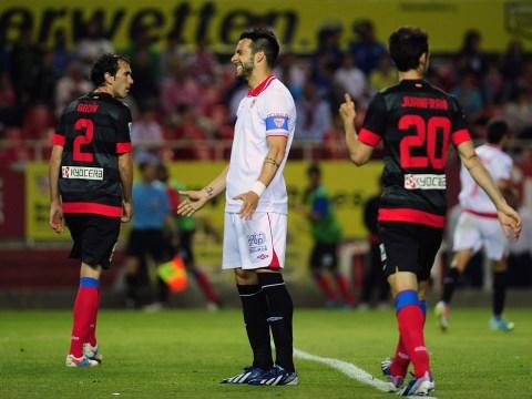 Sevilla confirm Manchester City's move for star striker Alvaro Negredo is imminent