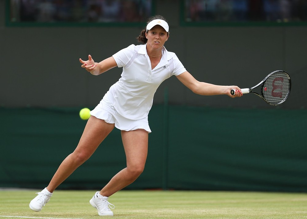 Andrew Castle: Laura Robson's Wimbledon exploits prove she's heading in the right direction