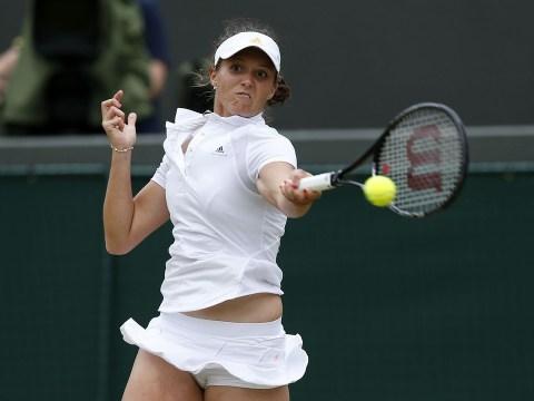 Wimbledon 2013: Laura Robson's Wimbledon run ends with fourth round defeat to Kaia Kanepi