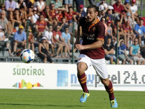 Would Roma's Pablo Osvaldo choose Fulham transfer over Southampton?
