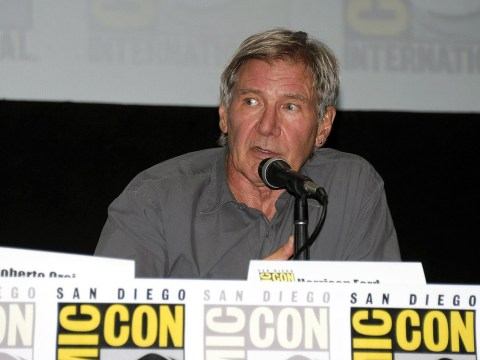 Harrison Ford 'excited' to be joining Expendables 3