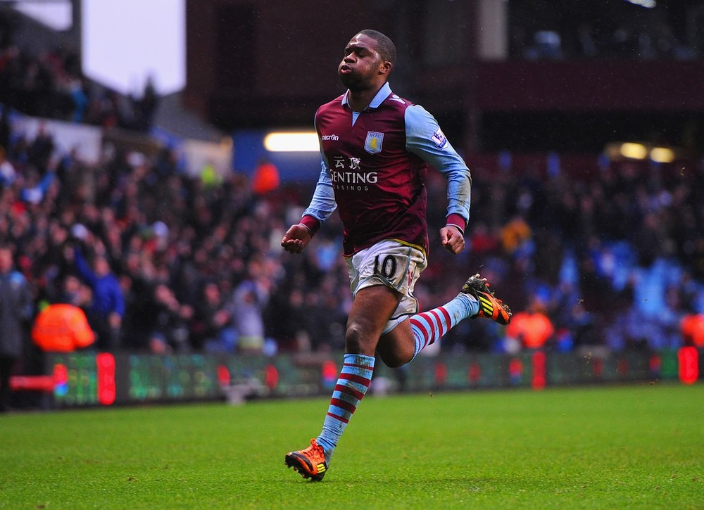 Charles N'Zogbia faces the exit as Aston Villa prepare to clear the decks