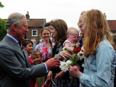 Royal baby: Charles will make a 'brilliant' grandfather, Camilla tells crowds
