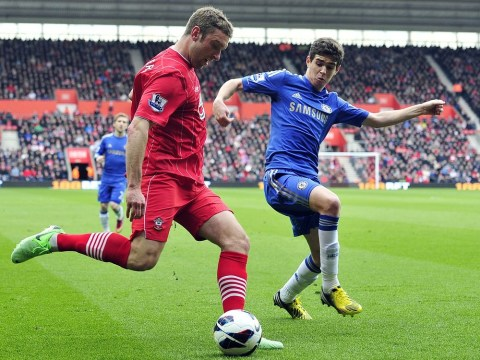 Rickie Lambert free to leave Southampton if replacement Pablo Osvaldo is signed from Roma