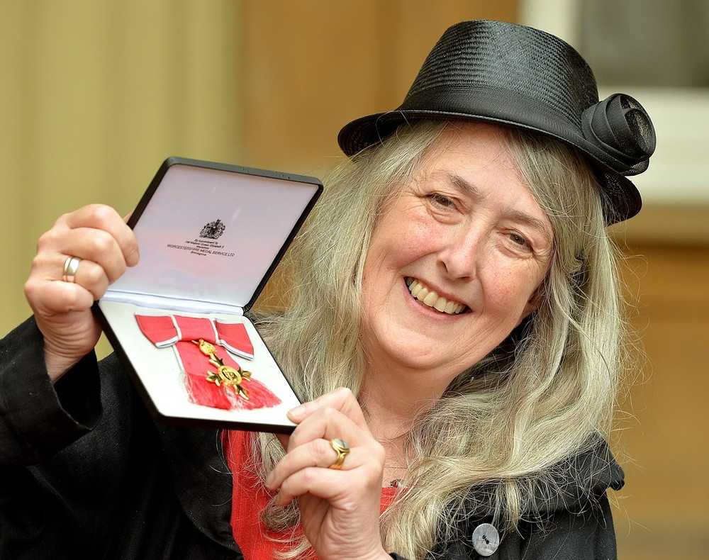 Mary Beard: I want to smack Twitter troll's bottom
