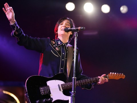 Sharleen Spiteri of Texas: 'The music of Detroit has influenced us so much'