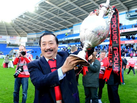 Vincent Tan's Cardiff City rebrand hasn't made everyone happy