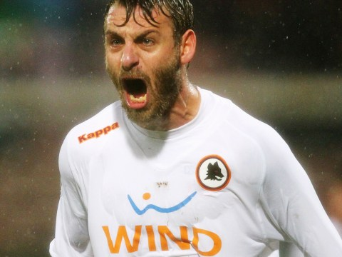 Roma ready to listen to offers for Chelsea target Daniele De Rossi