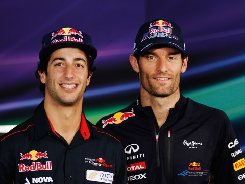 Red Bull set to confirm signing of Daniel Ricciardo as Mark Webber replacement