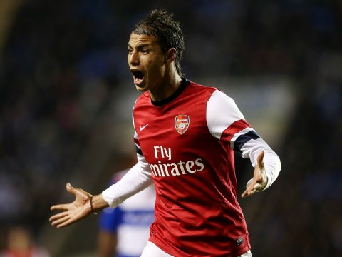 Levante open talks with Arsenal over out-of-favour striker Marouane Chamakh