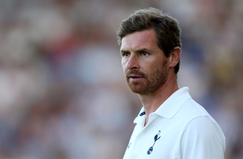 Tottenham boss Andre Villas-Boas favourite to be named new Barcelona manager