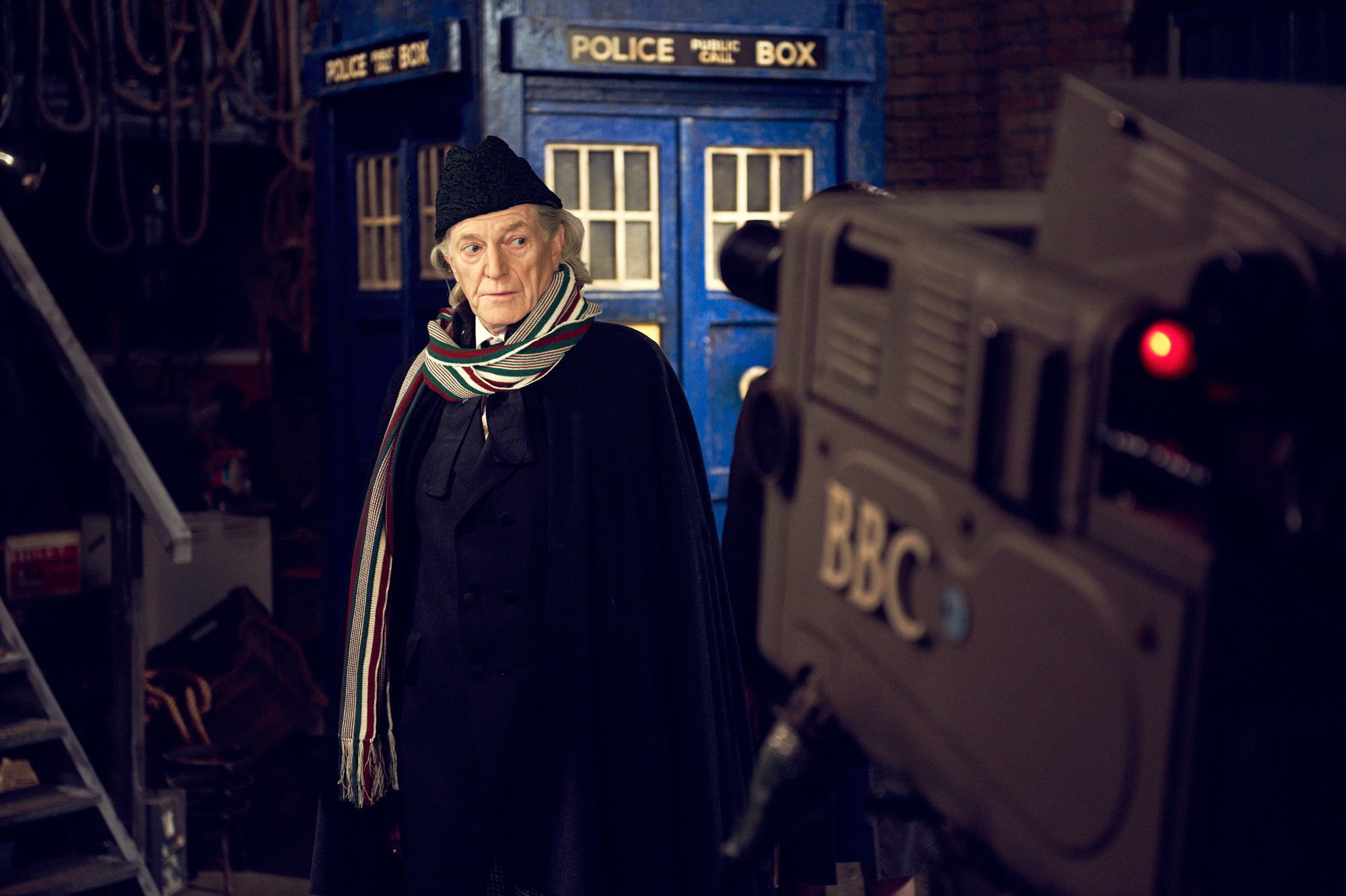 Doctor Who: Remembering the first Doctor, William Hartnell