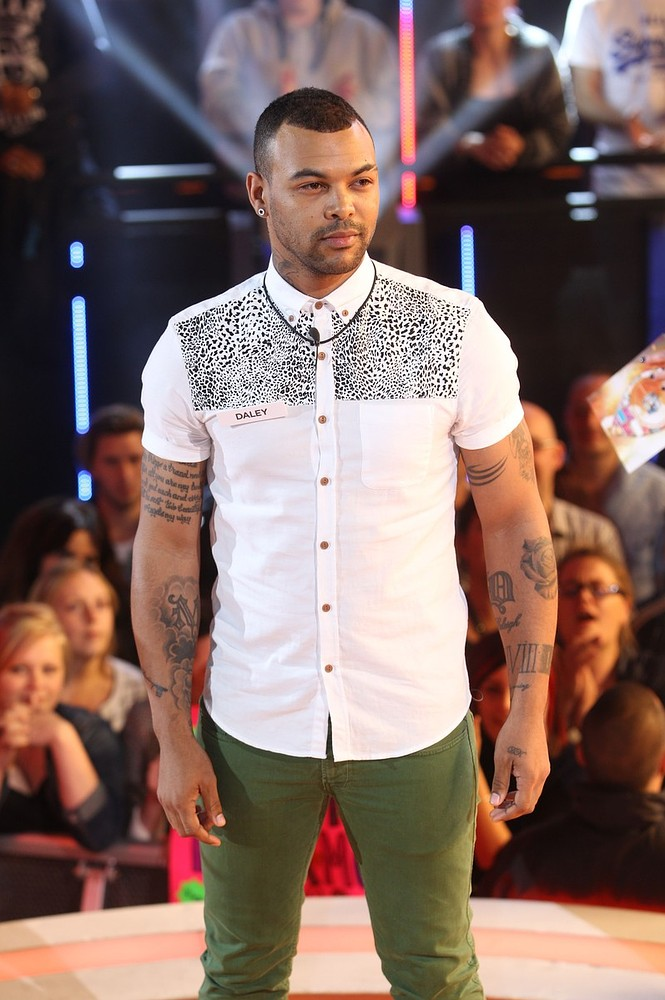 Big Brother's Daley Ojuederie: I've been abused so I would never be violent to anyone