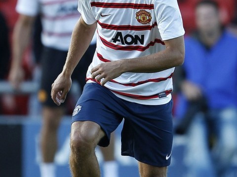 Nemanja Vidic back in action for Manchester United as Nani strikes in Crewe friendly