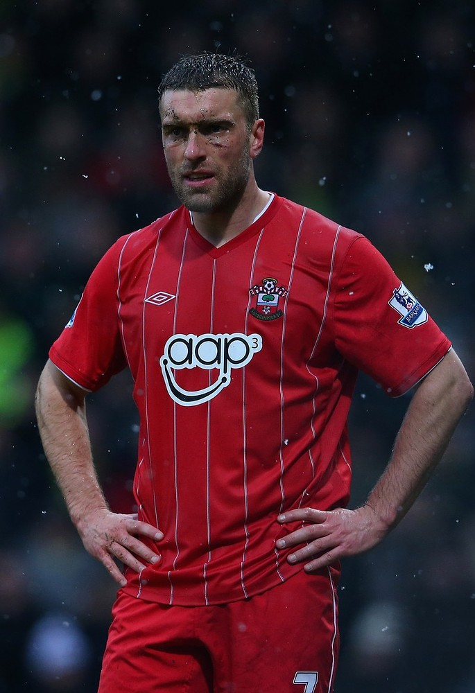 Southampton decide that striker Rickie Lambert is a keeper