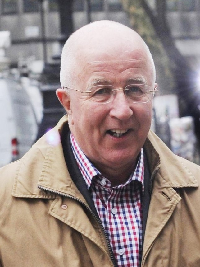 Denis MacShane, the former Labour MP, will face charges of false accounting in Westminster at the end of the month (Picture: PA)