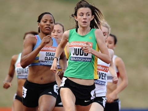 Jessica Judd reveals calf problem after missing out on British title