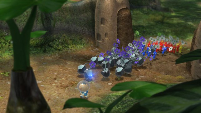Pikmin 3 (Wii U) – not the hero the Wii U needs, but the only one its got