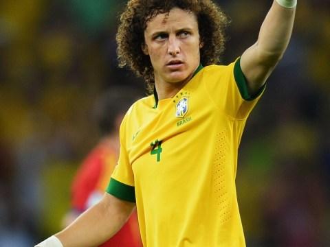 Bayern Munich dismiss reports of David Luiz transfer