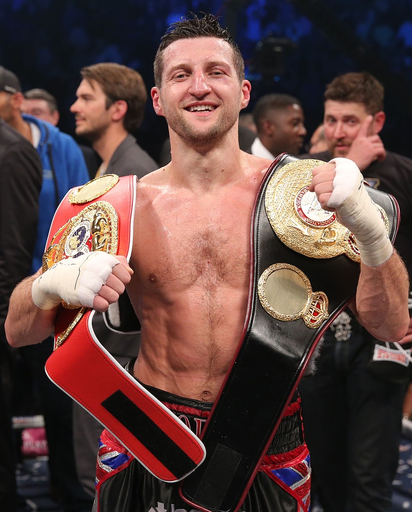 Carl Froch told to fight George Groves or risk losing his IBF world super-middleweight title