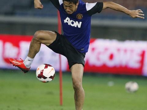 Shinji Kagawa: My first season at Manchester United was a disappointment