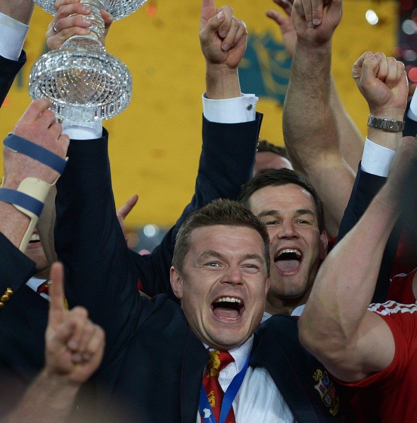 Weak praise from dropped Brian O'Driscoll for his Lions replacement Jonathan Davies