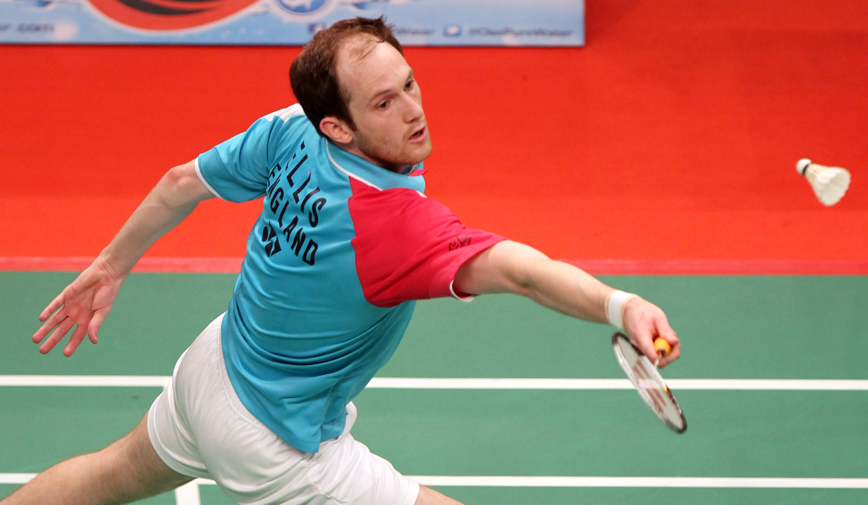 Andy Ellis blog: Amazing fan support at the Indonesia Open