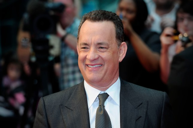Tom Hanks will play Robert Langdon again in Inferno (Picture: AFP/Getty Images)