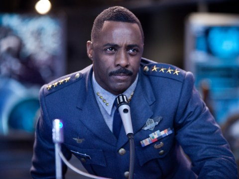 Idris Elba: My Pacific Rim character just goes for what he wants