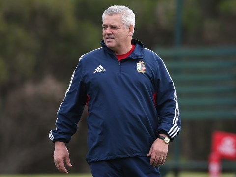 Warren Gatland: I've made the right decision dropping Brian O'Driscoll