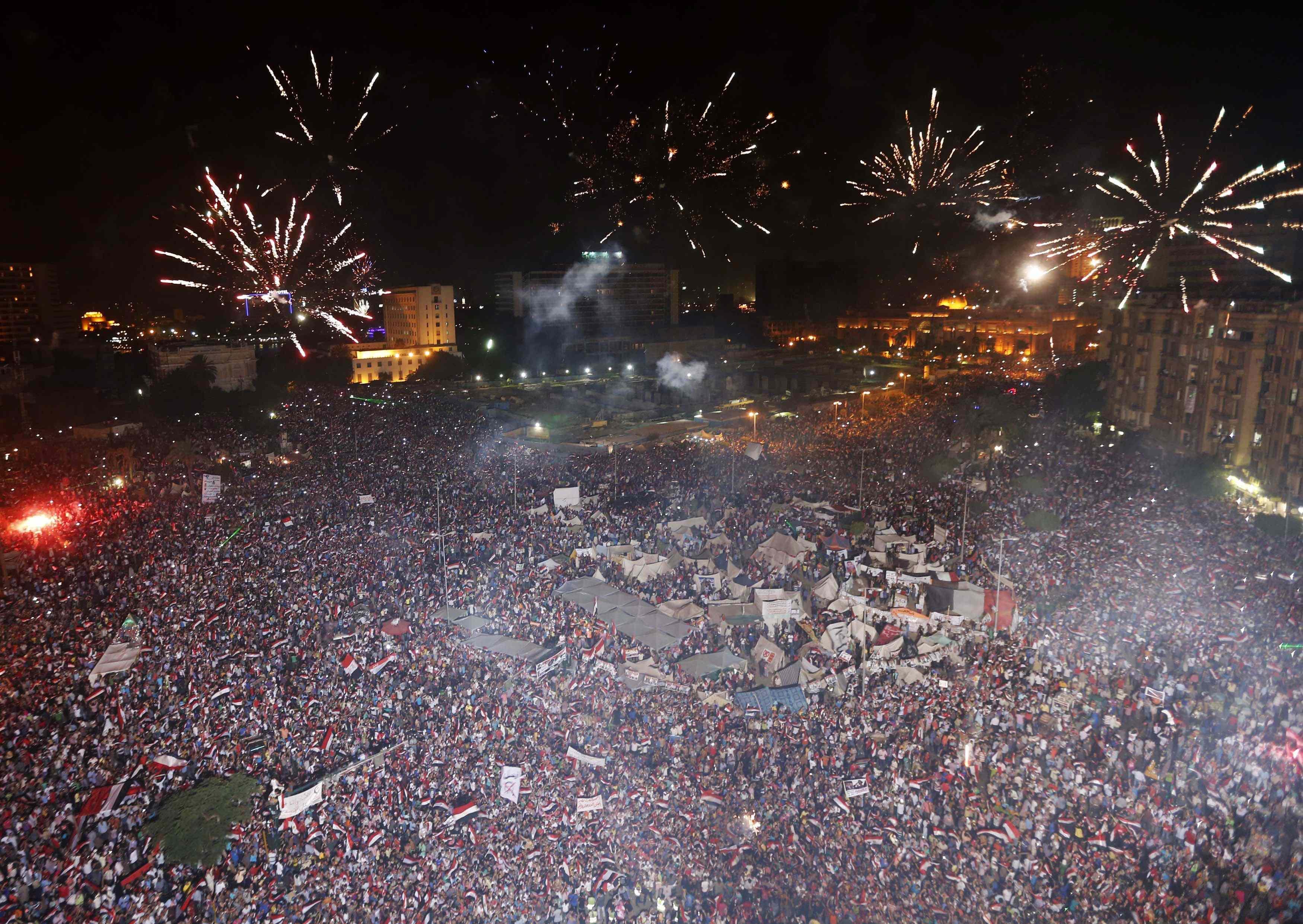 Gallery: Egypt military coup ousts President Mohammed Morsi