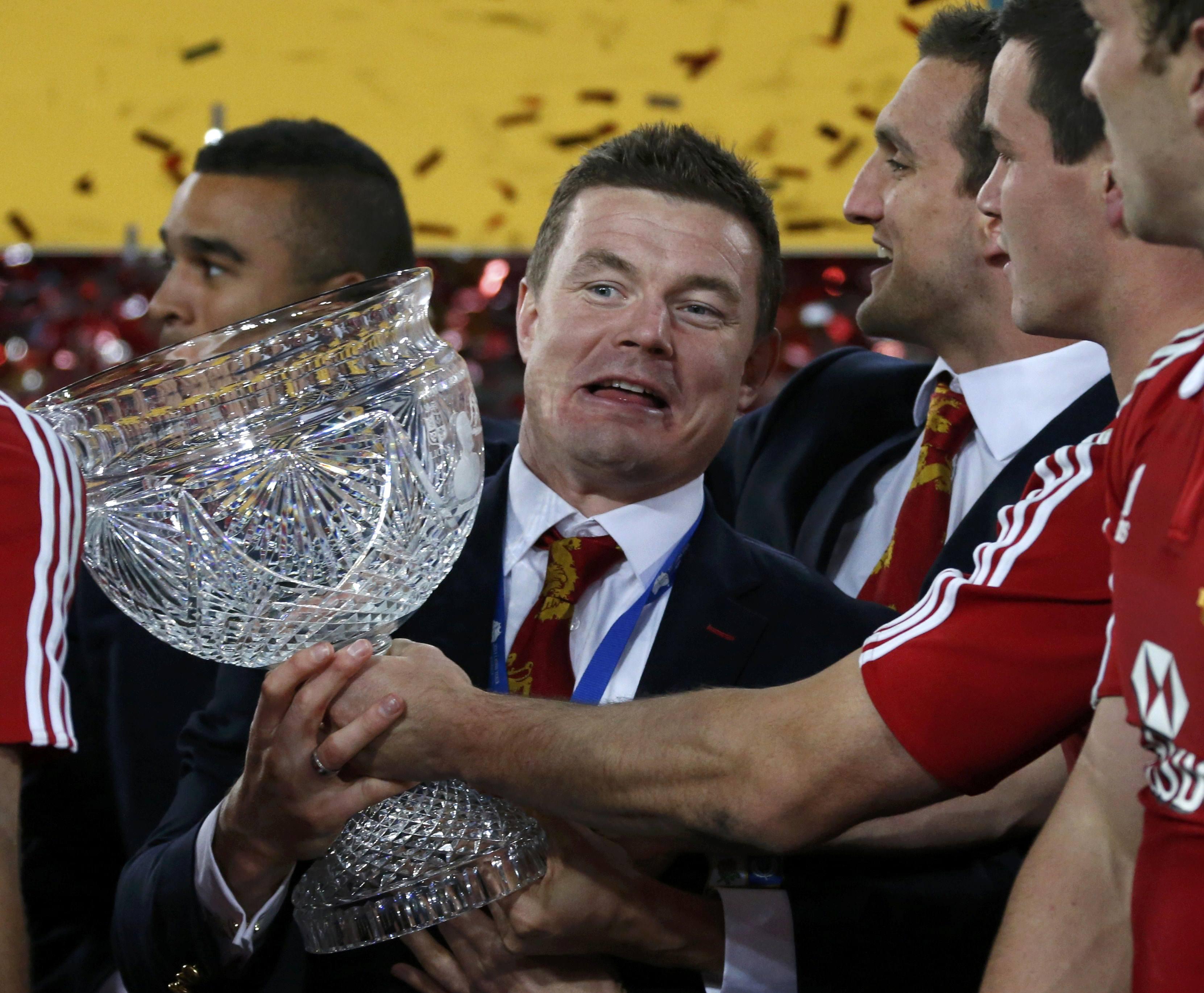 Jonny Sexton: British and Irish Lions won Australia series for Brian O'Driscoll