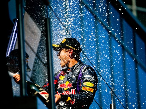 Gallery: Sebastian Vettel wins the Formula 1 German Grand Prix